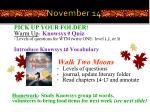 november 14