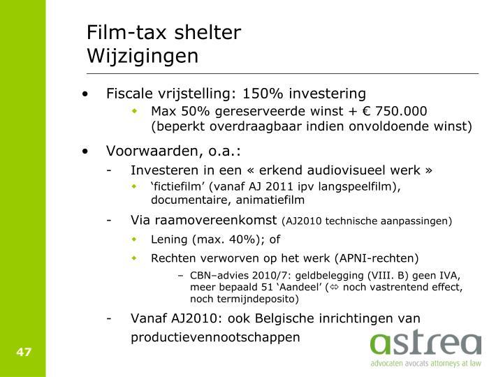 Film-tax