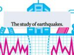 the study of earthquakes
