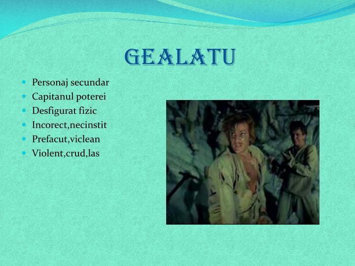 Gealatu