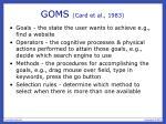goms card et al 1983