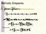 metoda simpsona1