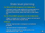 state level planning1