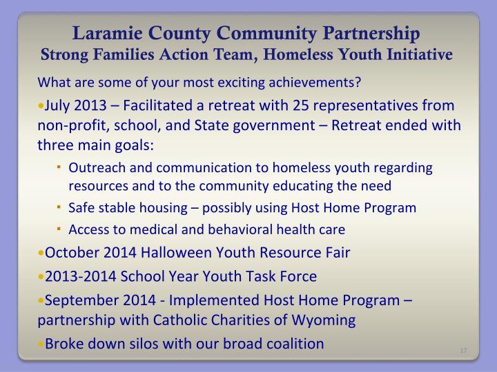Laramie County Community Partnership