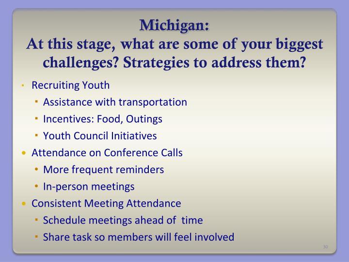 Michigan: