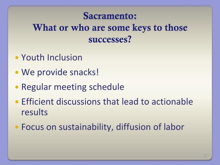 Sacramento: