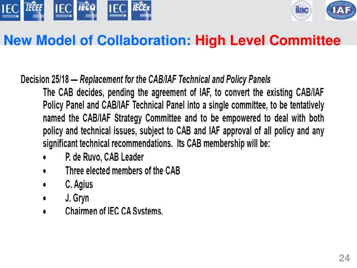 New Model of Collaboration: