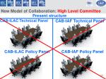 new model of collaboration high level committee4