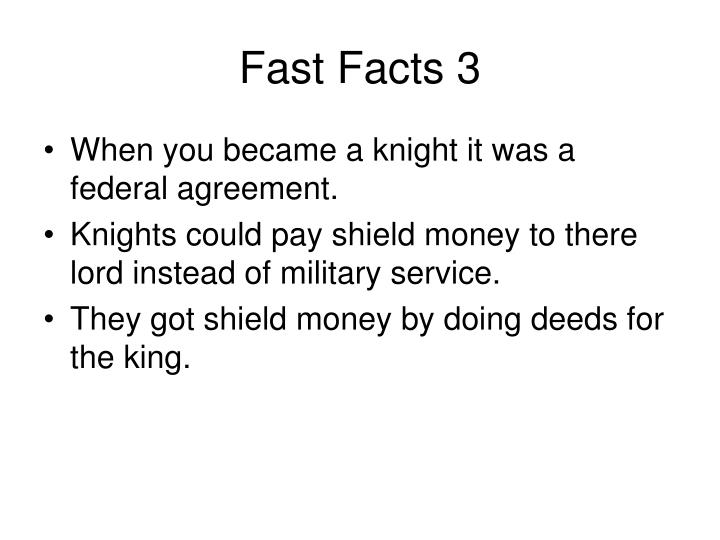 Fast Facts 3