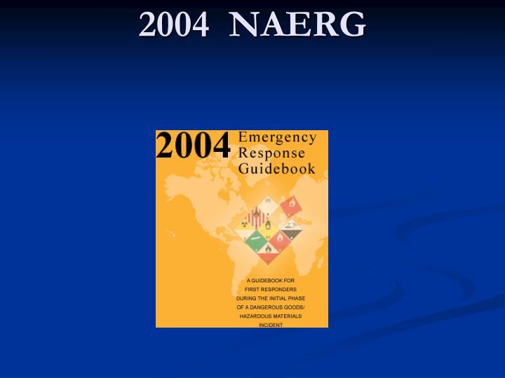 2004  NAERG