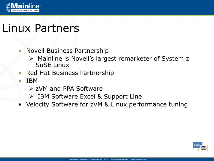 Linux Partners