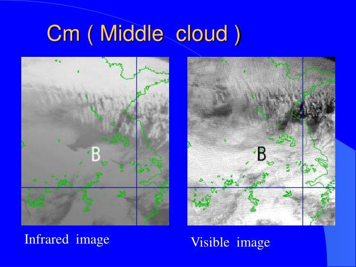 Cm ( Middle  cloud )