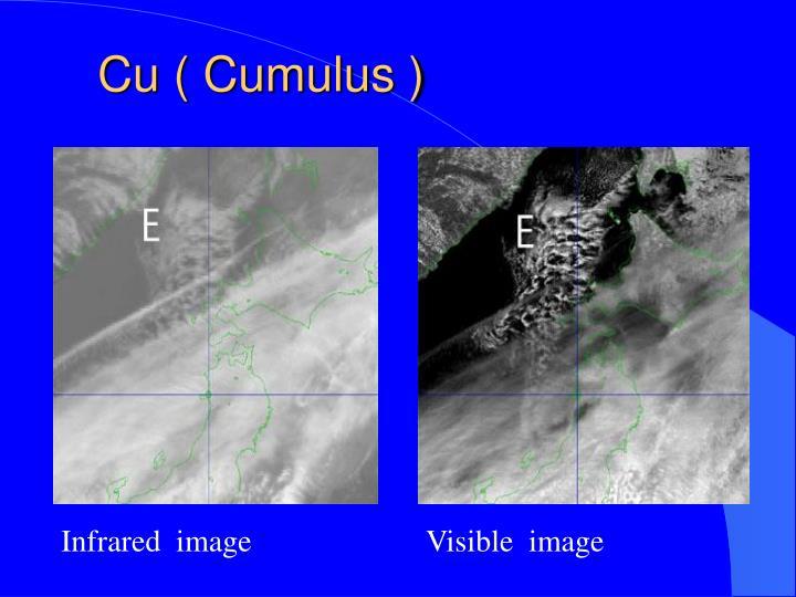 Cu ( Cumulus )