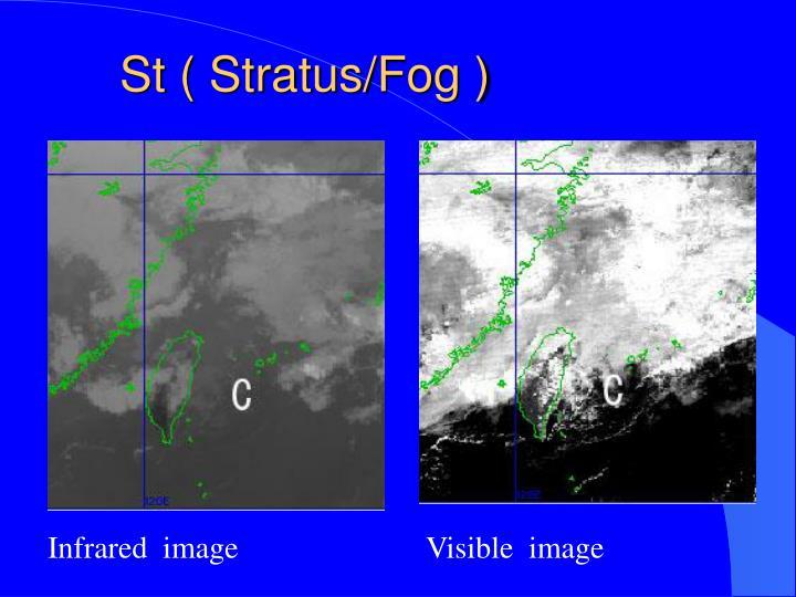 St ( Stratus/Fog )