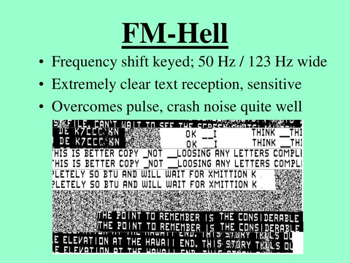 FM-Hell