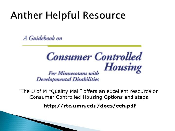 Anther Helpful Resource