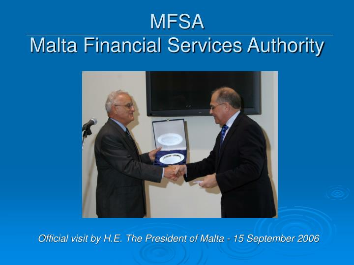 Mfsa malta financial services authority2