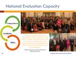 national evaluation capacity1