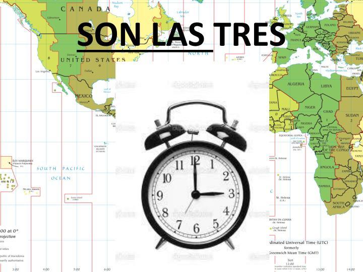 SON LAS