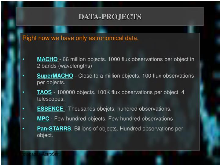 DATA-PROJECTS