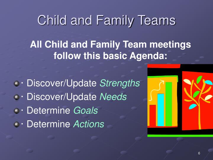 Child and Family Teams
