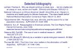 selected bibliography1