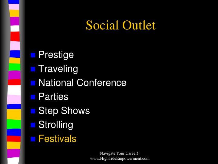 Social Outlet