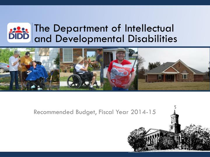 The Department of Intellectual