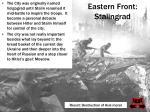 eastern front stalingrad