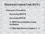 electrical control unit ecu2