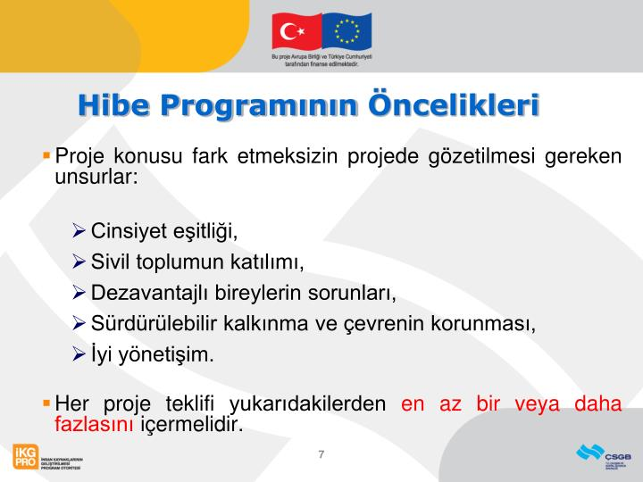 Hibe Programının