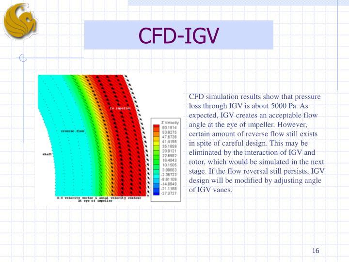 CFD-IGV