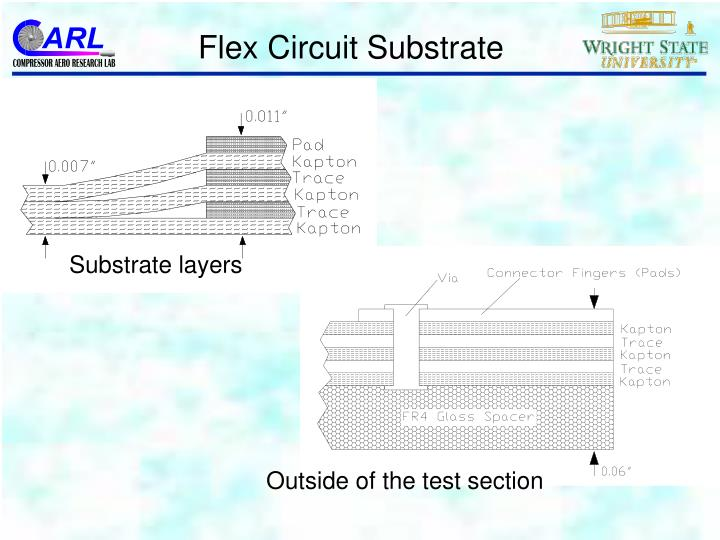Flex Circuit Substrate