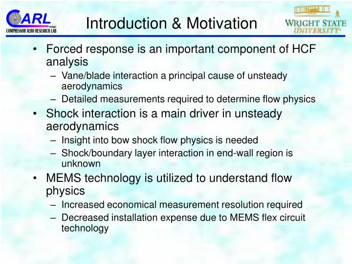 Introduction & Motivation