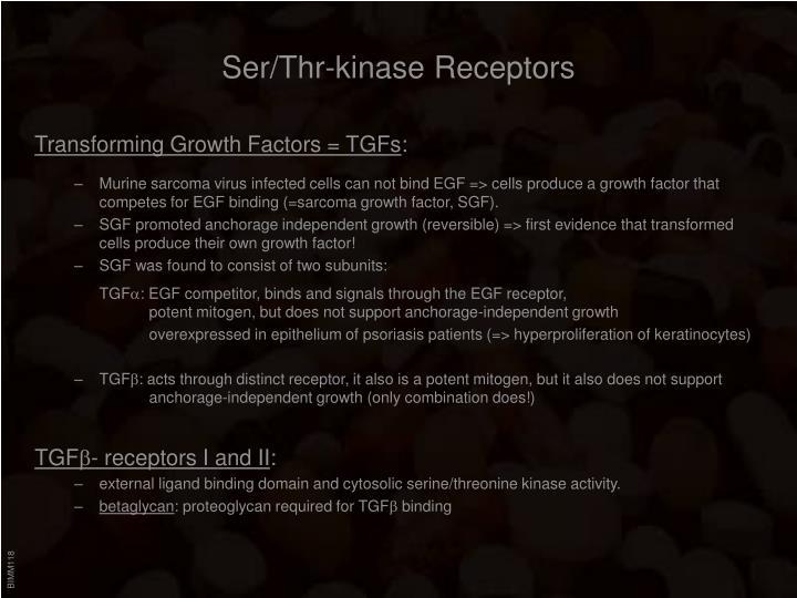 Ser/Thr-kinase