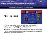 nist s role