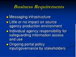 business requirements2