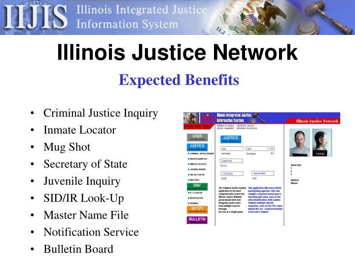 Criminal Justice Inquiry