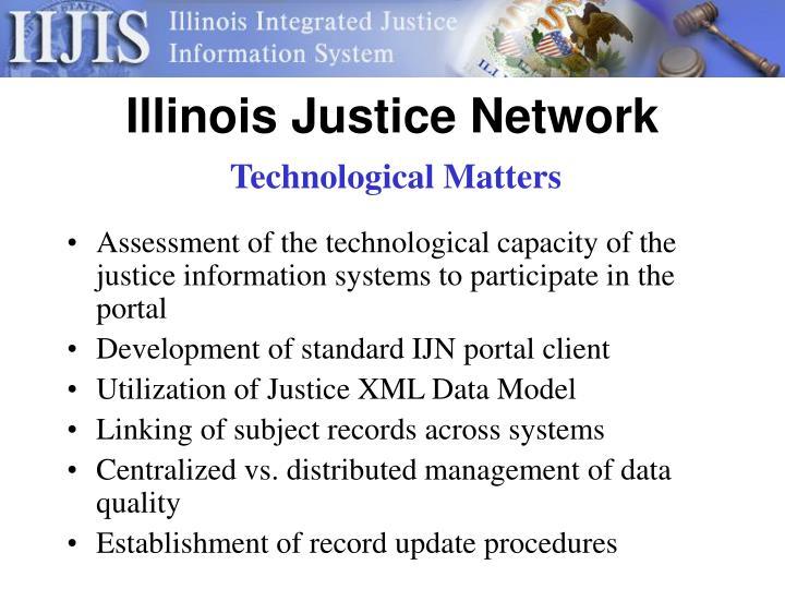 Illinois Justice Network
