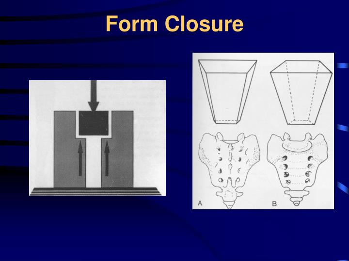 Form Closure