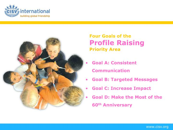 Four Goals of the