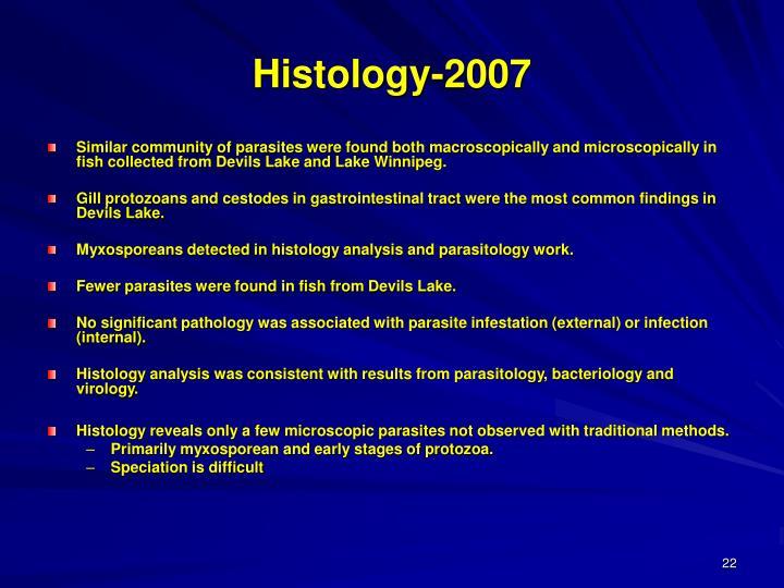 Histology-2007