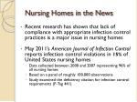 nursing homes in the news