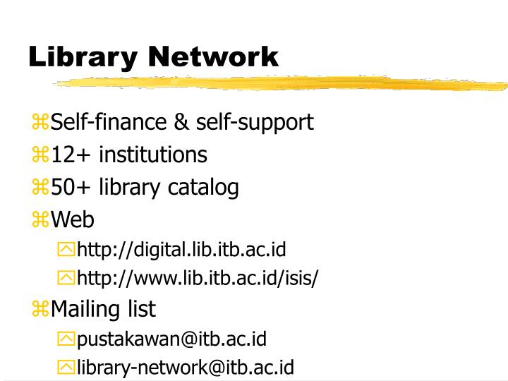Library Network
