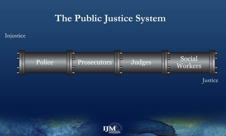 The Public Justice System