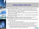 primary indices and screens1