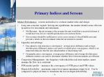 primary indices and screens2