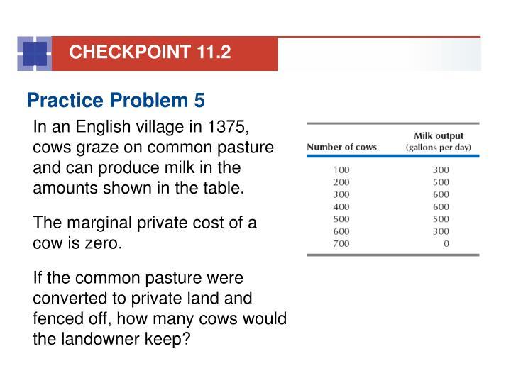 Practice Problem 5