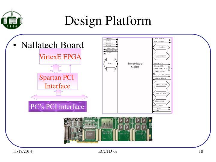 VirtexE FPGA