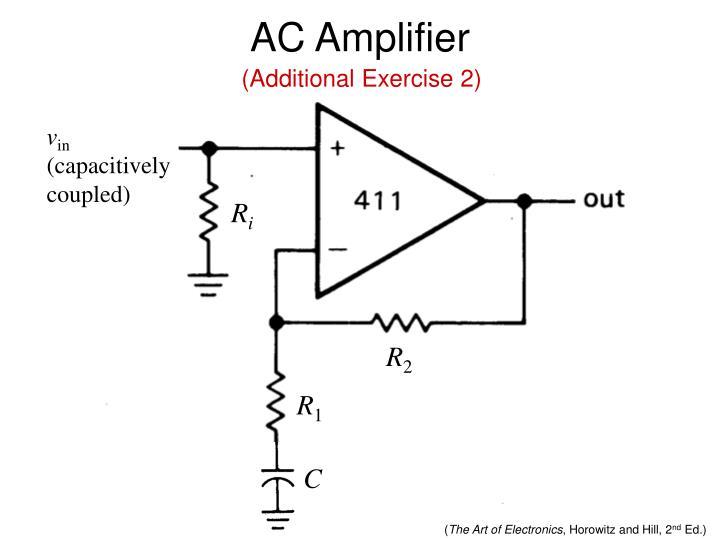 AC Amplifier